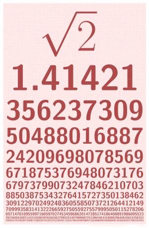 Unihedron Sqrt2 Poster